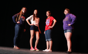 appleton eschool theater students