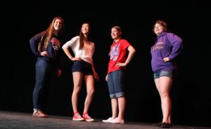 appleton eschool theater students
