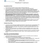 StudentContract